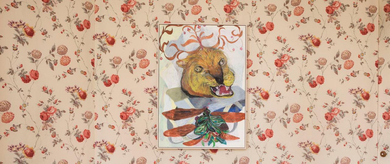 """Roosmarijn Schoonewelle: """"Jagtlust"""", 2015"""