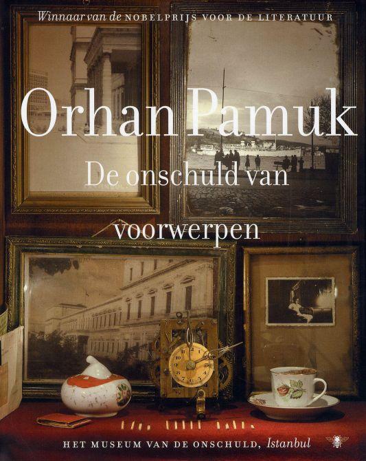 Orhan Pamuk, de onschuld van de voorwerpen