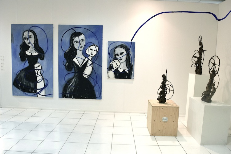 Marliz Frencken, Ornis A. Gallery