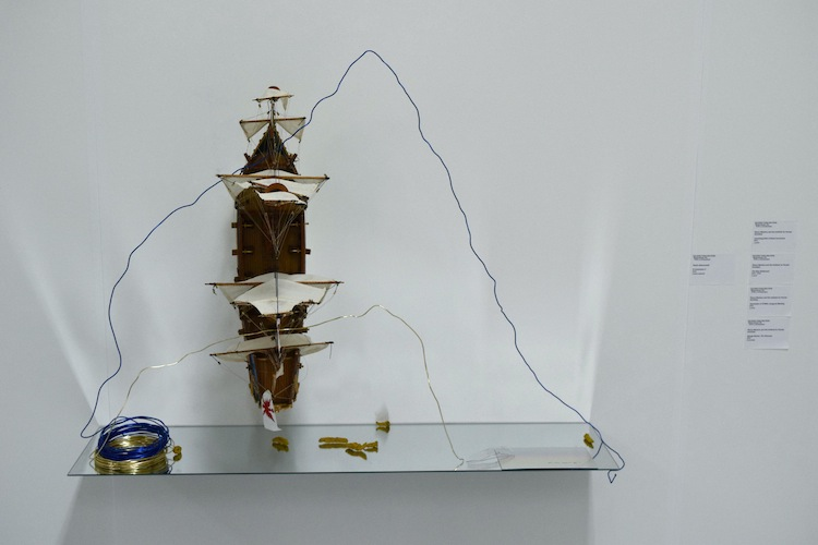 David Jablonowski, Galerie Fons Welters