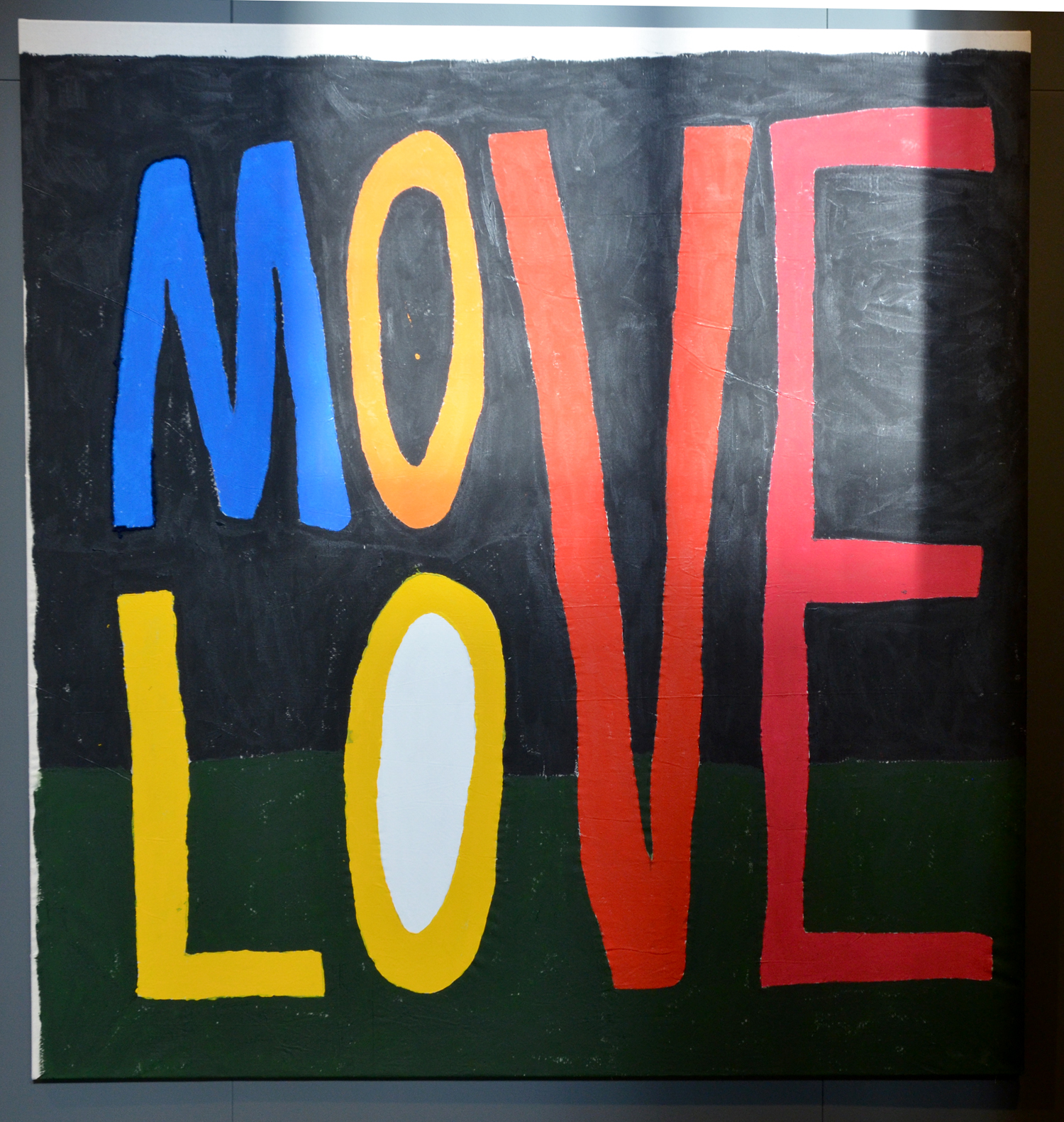 Quint Hartman-Move Love-200x200cm-2013