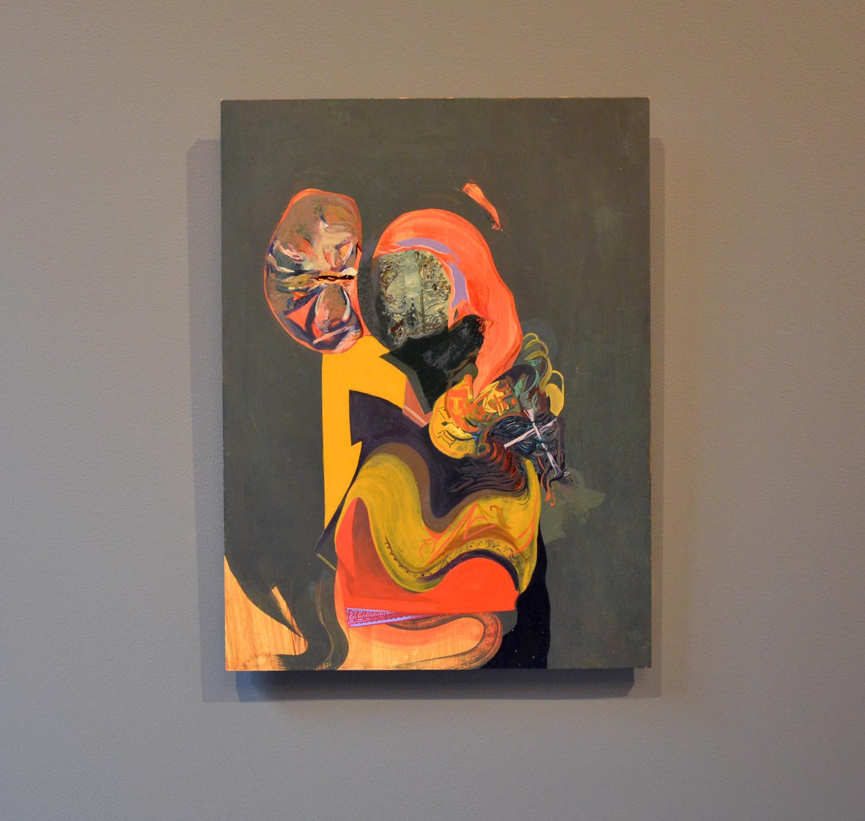 Niels Broszat-icoon#10-63x74cm-2014