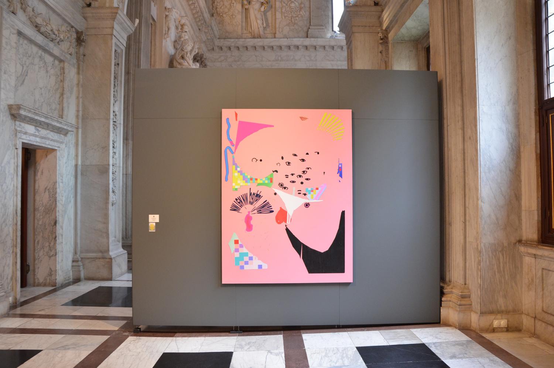Bob Eikelboom-Medusa-200x150cm-2014