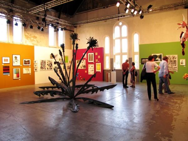 Start Buying Art, Westergasfabriek, Amsterdam