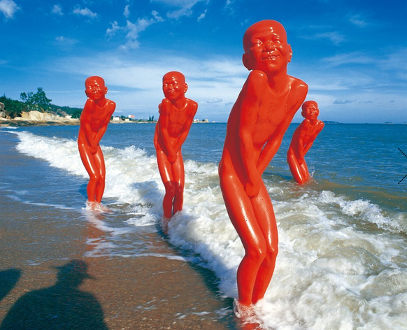 Red Memory serie, Chen Wenling, China