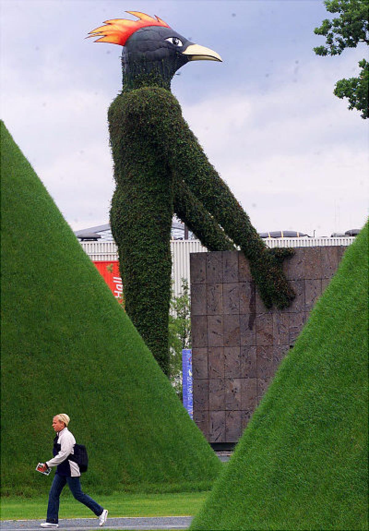 Art Installation, Andre Heller, Hanover