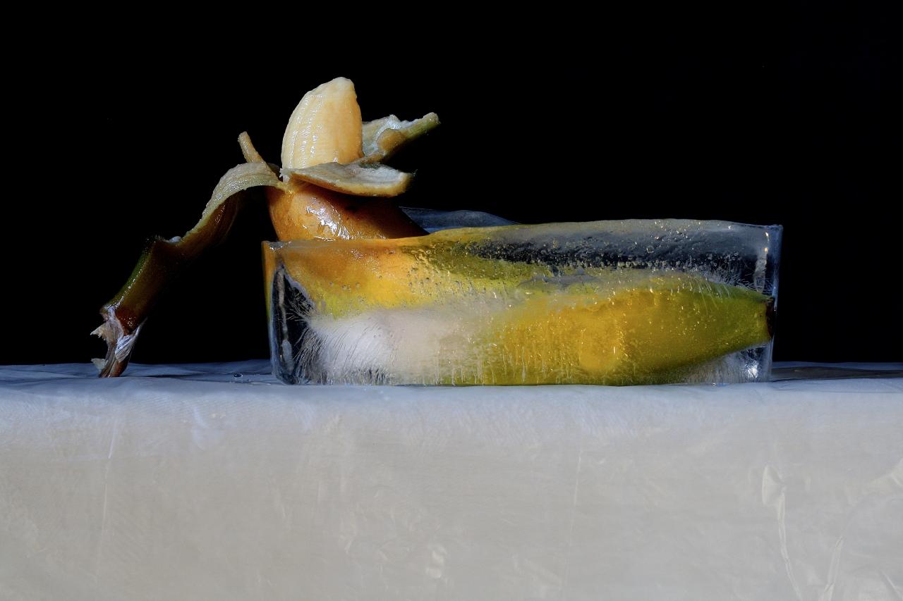 Saskia Boelsums, banaan