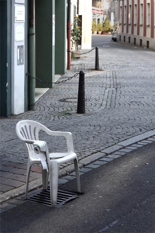 Bert Loeschner, Monobloc, Urban Toilet