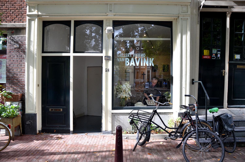 Galerie vriend van Bavink