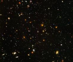 Ultra Deep Space - NASA