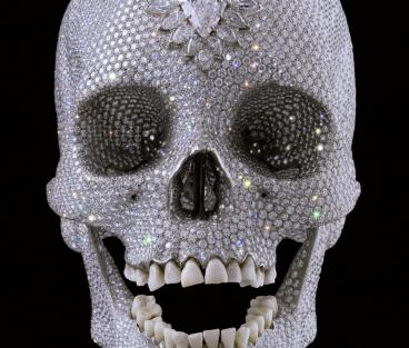 Damien Hirst, For the Love of God, 2007